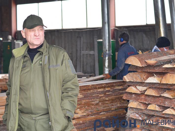 «Заготівля – не злочин, а лісівники – не злочинці», – директор Маневицького лісгоспу
