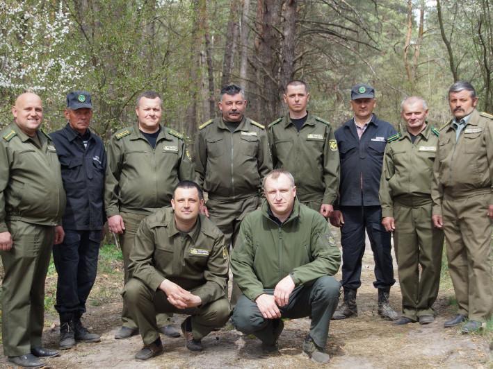 «Поліське лісове господарство»: історія про вогонь та людей