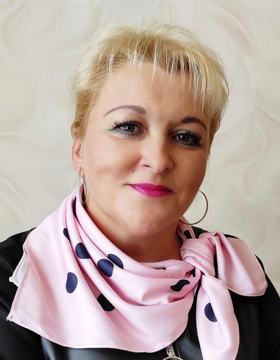 «Зневагу до робітничої професії вважаю неприпустимою, і це треба змінювати»,– Людмила Панасюк