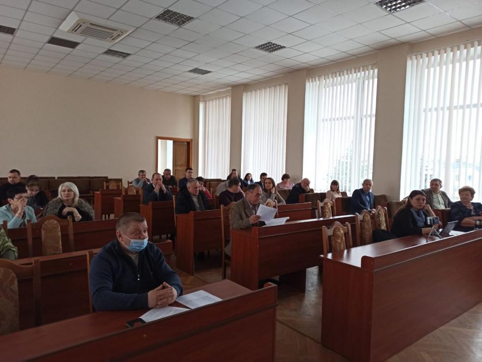 Маневицькі депутати (фото ілюстративне)